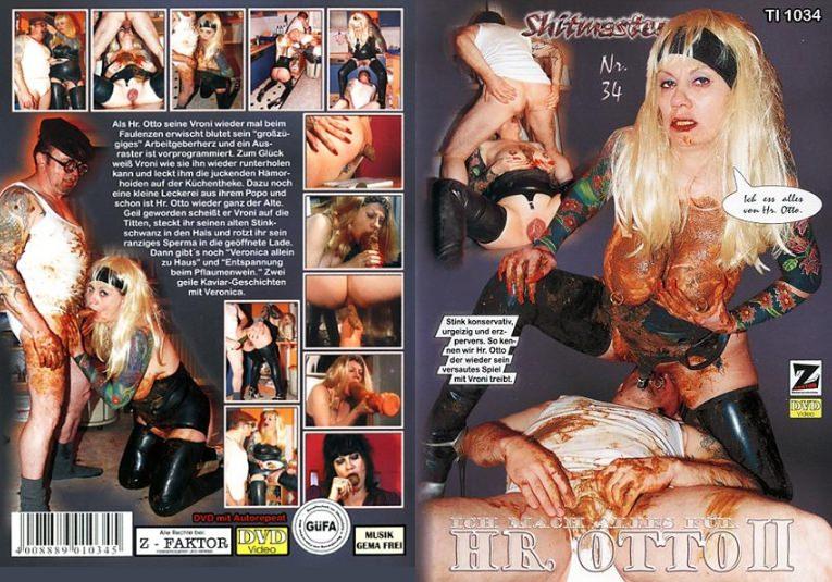 Shitmaster 34 – I make everything for Mr. Otto 2 (Veronica Moser Inside)