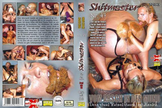 Shitmaster 43 – Vom Arsch Den Mund (400p)