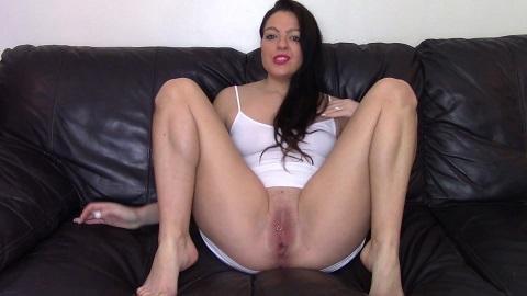 Scat, smear, cum and fart on sofa - Evamarie88 (Newest Scat Porn 2018) Image 1