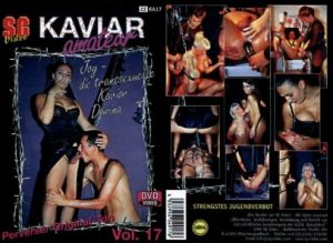 KAVIAR AMATEUR 17 – Joy – die transsexuelle Kaviar Domina (KA17)