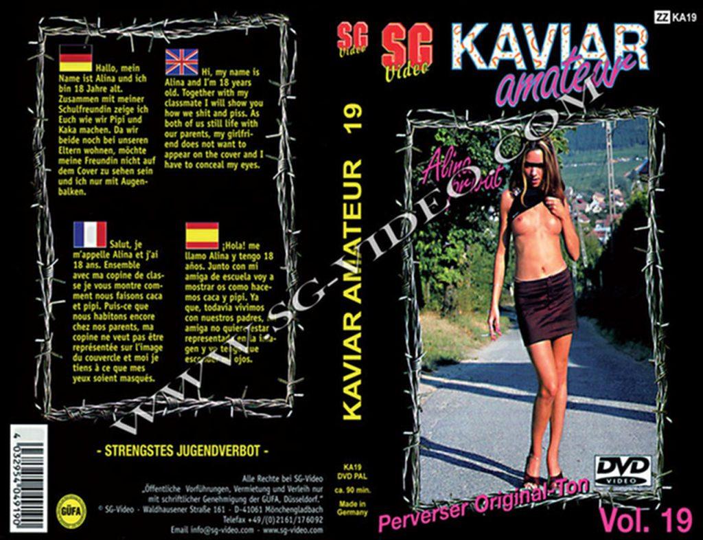 KAVIAR AMATEUR 19 – Alina privat (KA19)