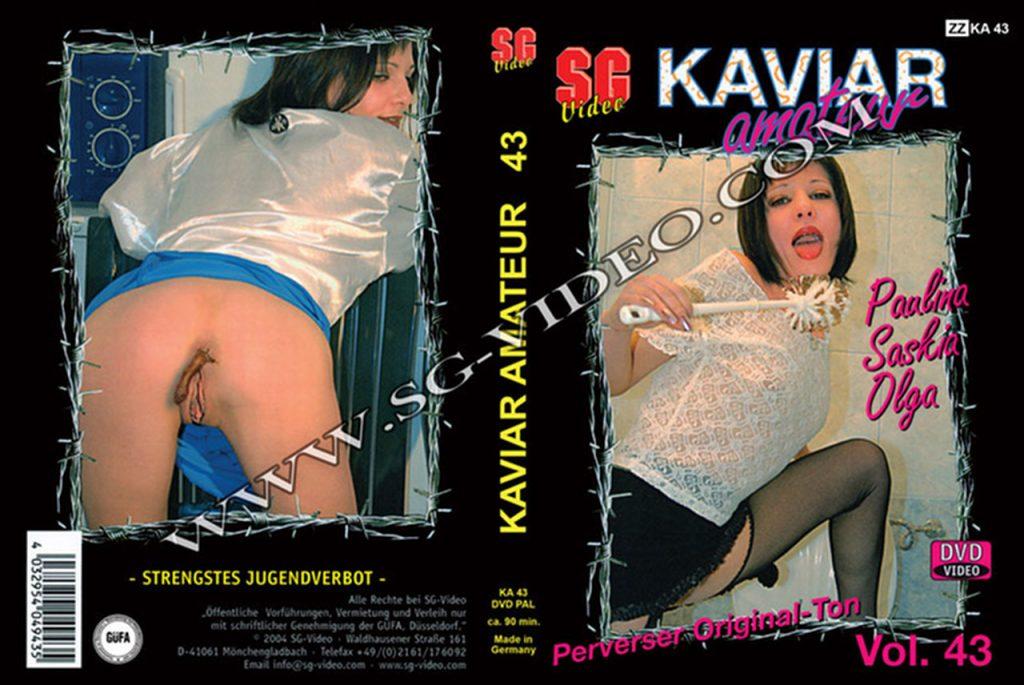 KAVIAR AMATEUR 43 – Paulina, Saskia and Olga (KA43)