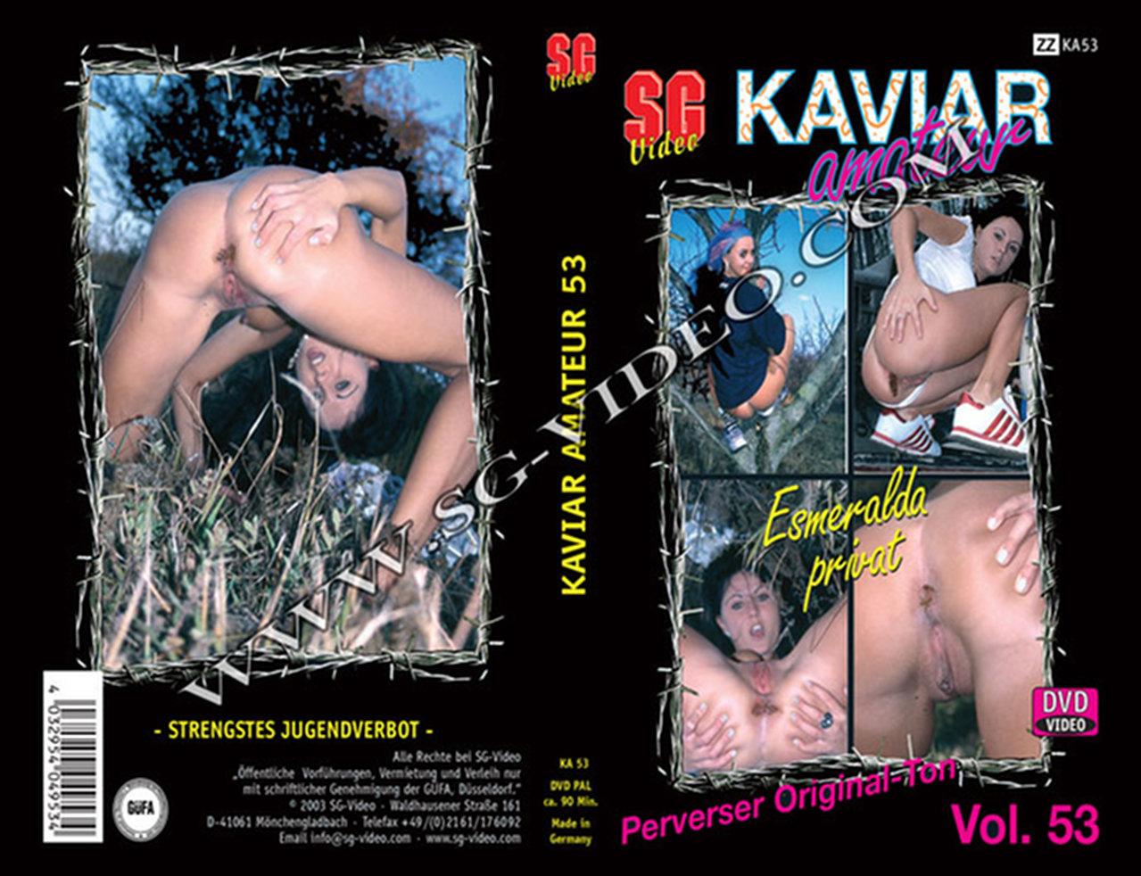 KAVIAR AMATEUR 53 – Esmeralda privat (KA53)