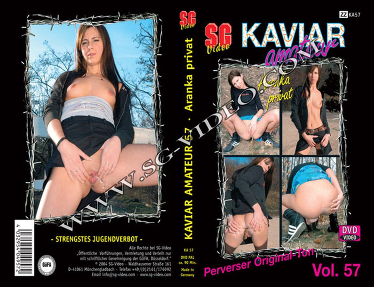 KAVIAR AMATEUR 57 – Aranka privat (KA57)