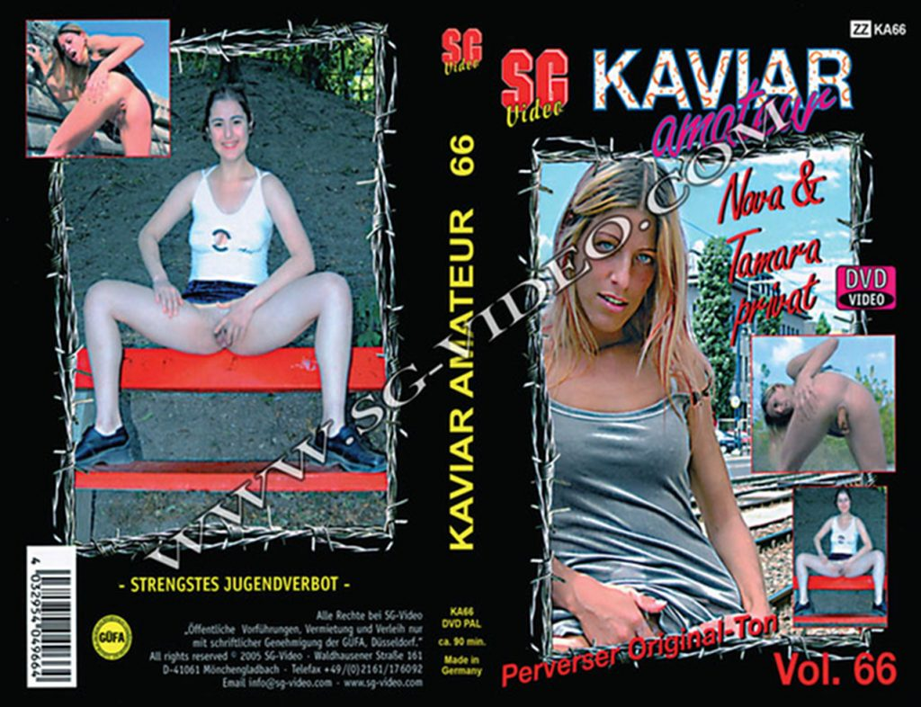 KAVIAR AMATEUR 66 – Nova and Tamara privat (KA66)