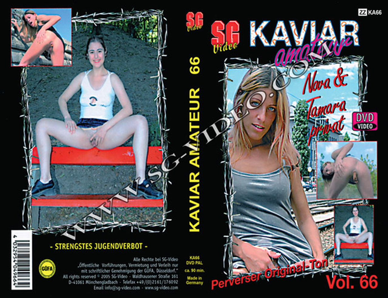 KAVIAR AMATEUR 66 – Nova and Tamara privat (KA66)