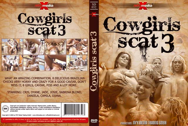 Cowgirls Scat 3 (Sd-032)