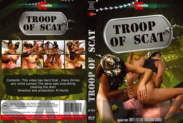 Troop of Scat (mmsd-020)