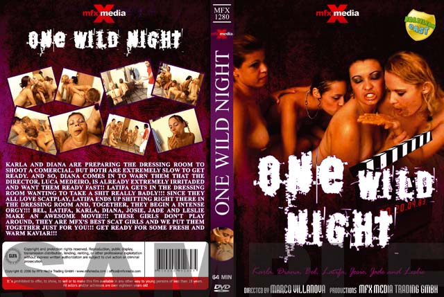 One Wild Night (2007) MFX-1280