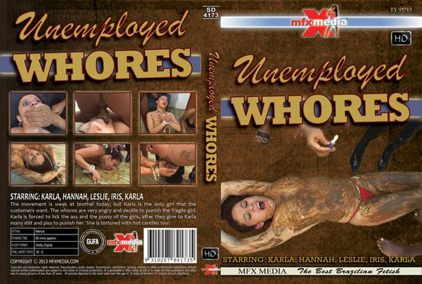 Unemployed Whores (2013) MFX-4173