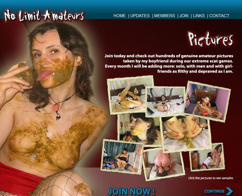 Nolimitamateurs.com - Scat Videos