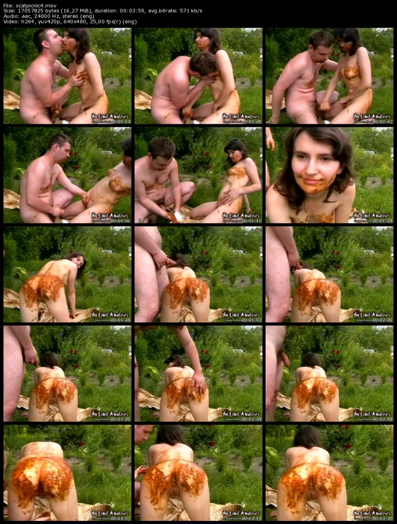 Scat picnic 4