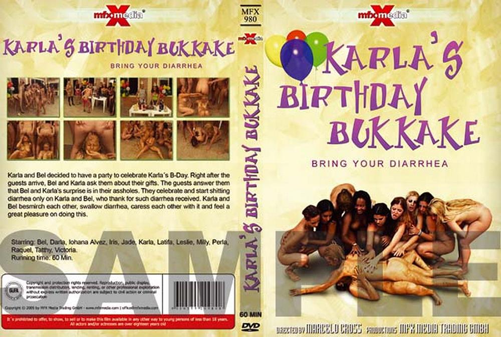 Karla's Birthday Bukkake [MFX-980] 2006