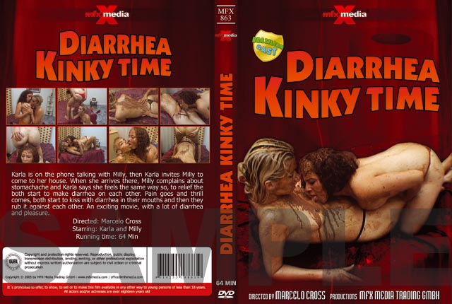 [MFX-863] Diarrhea Kinky Time 2006 (Karla and Milly)