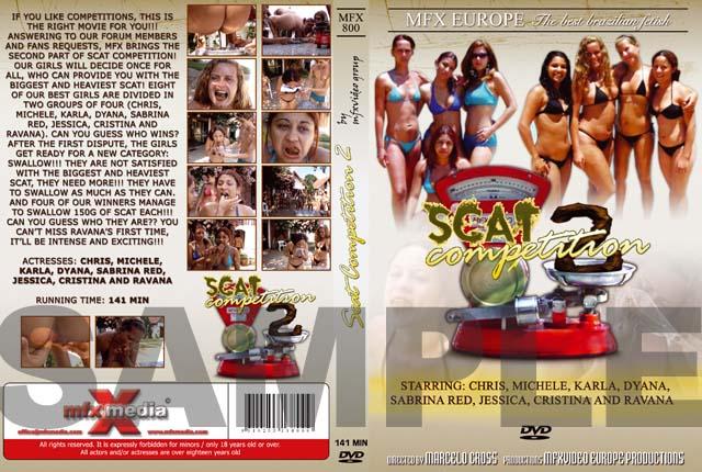 Mfx 800 – Scat Competition 2 Scat Free Porn