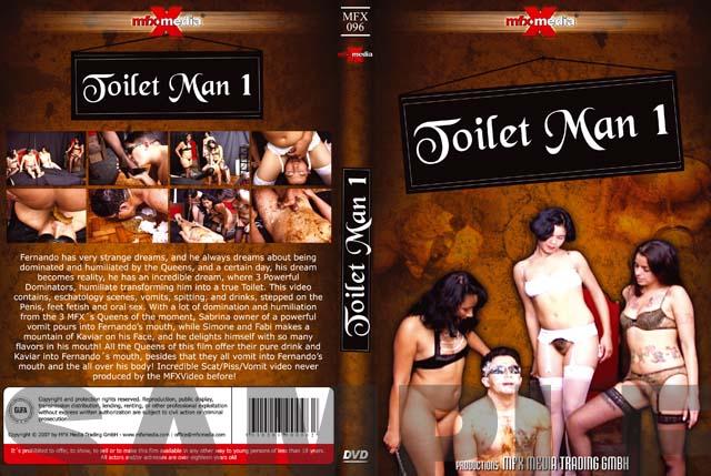 MFX-096 Toilet Man 1