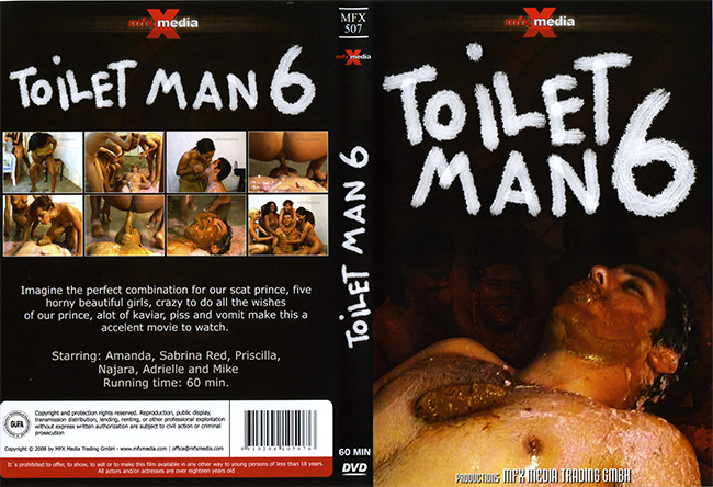 MFX-507 Toilet Man 6