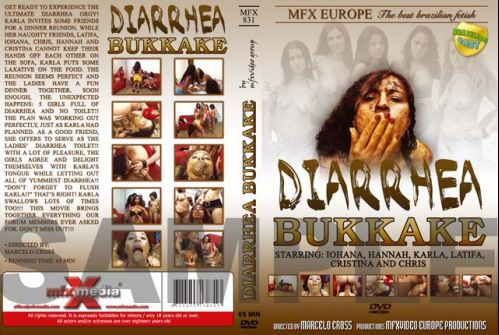 MFX-831 Diarrhea Bukkake (2005)